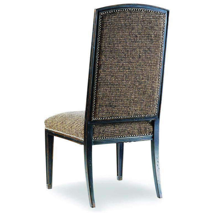 Sanctuary Mirage Side Chair-Ebony-Set of 2