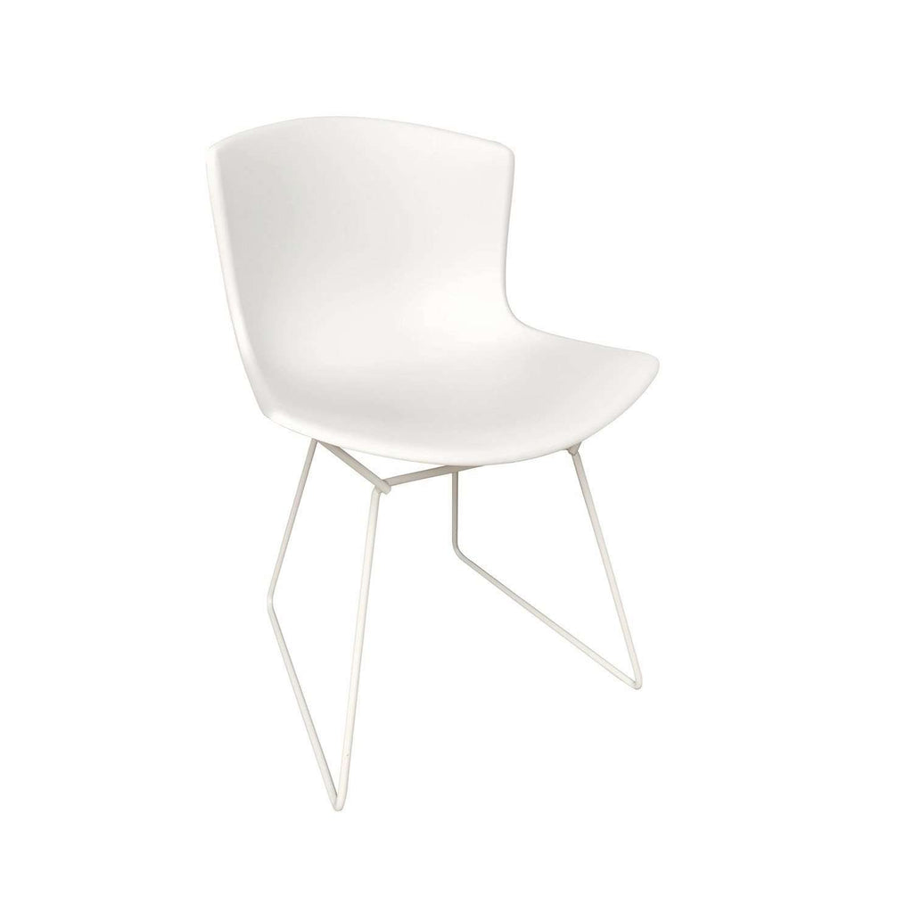 set of 4 x Bertoia Plastic Side Chair set  [staff pick] *free local delivery only**