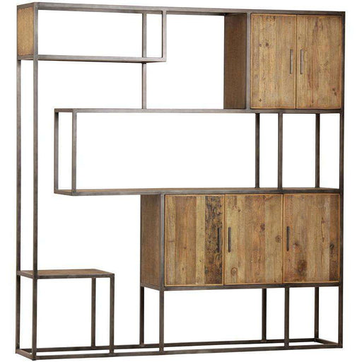 Lutz Wall Unit