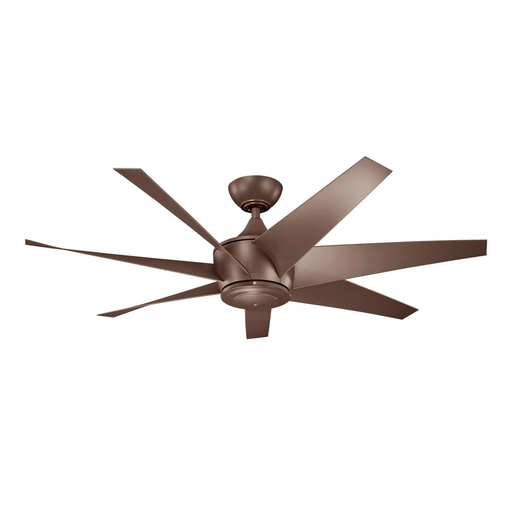 54 Inch Lehr II Fan - Coffee Mocha