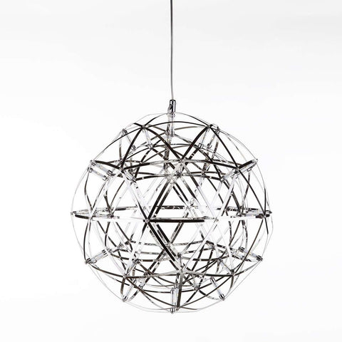 Mid-Century Modern Reproduction Ray LED Suspension - Small Inspired by Puts