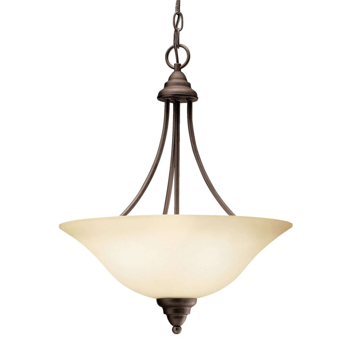 Telford Pendant 3 Light - Olde Bronze