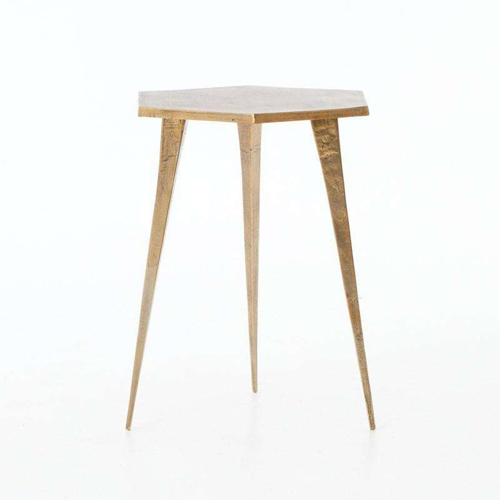 FOURHANDS-HEX END TABLE-FH-IMAR-103-RBS