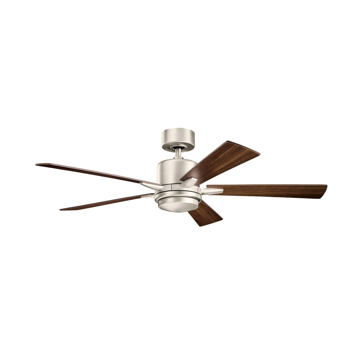 52 Inch Lucian LED Fan - Brushed Nickel