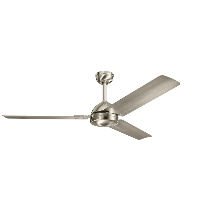 Todo 56 Inch Fan - Brushed Stainless Steel