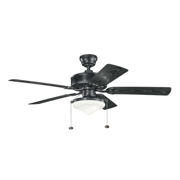 Renew Select Patio 52 Inch Fan - Satin Black