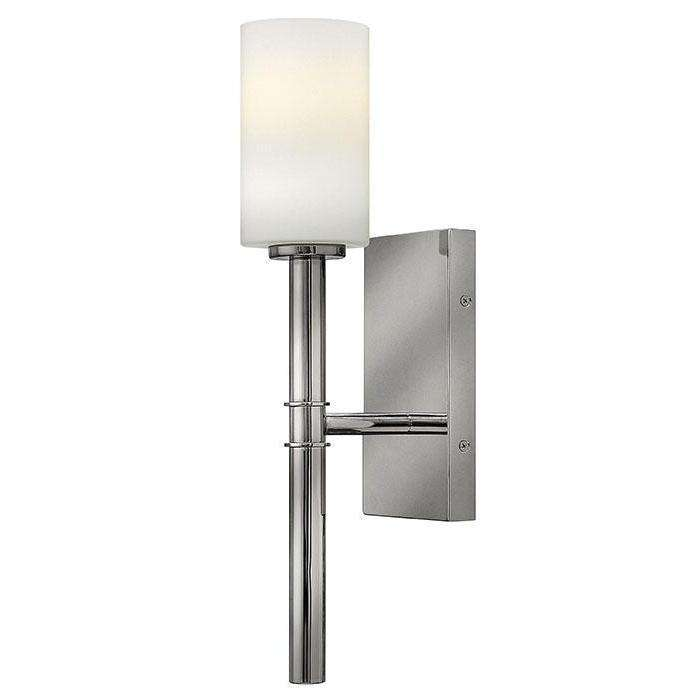Margeaux Sconce Polished Nickel