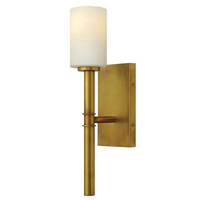 Margeaux Sconce Vintage Brass