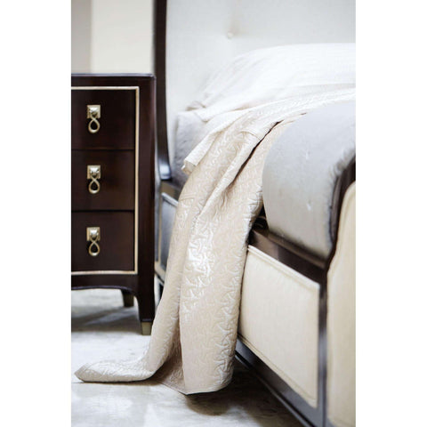 Achillios Upholstered Panel Bed