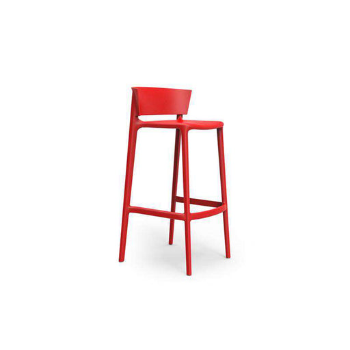 Africa Bar Stool by Vondom