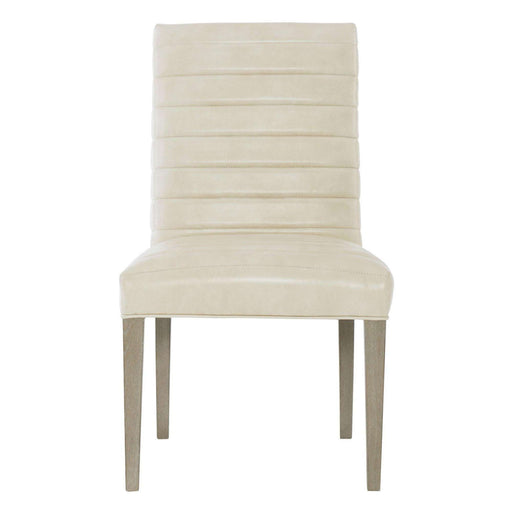 Electra Channel Tufted Side Chair
