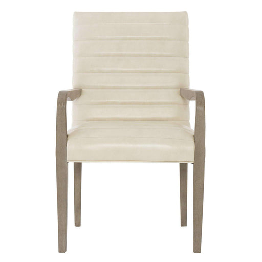 Electra Channel Tufted Arm Chair