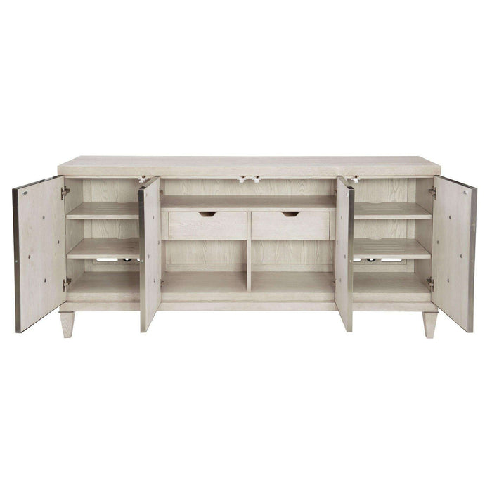 Domaine Blanc Entertainment Console