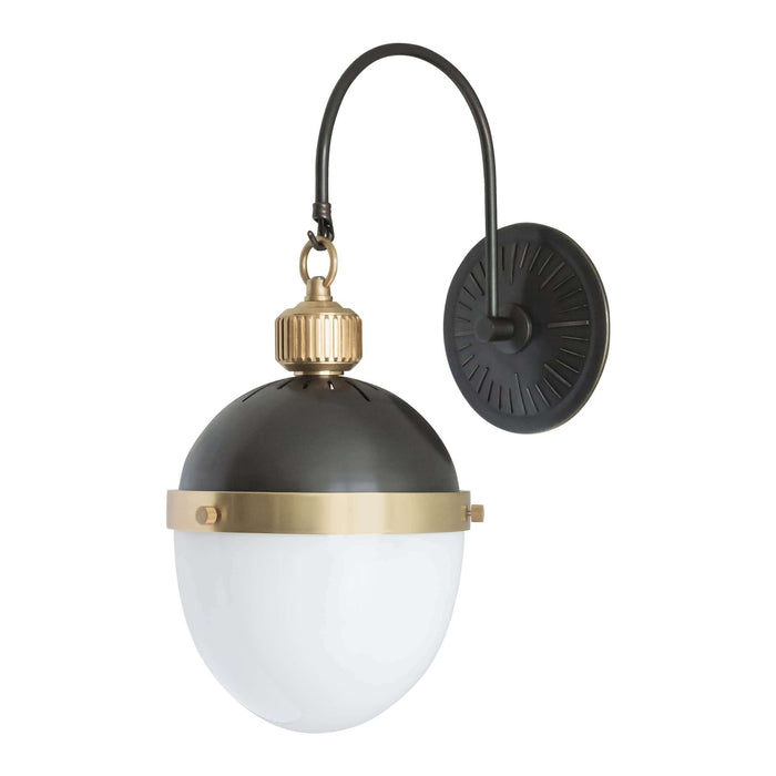 Otis Sconce (Blackened Brass and Natural Brass)