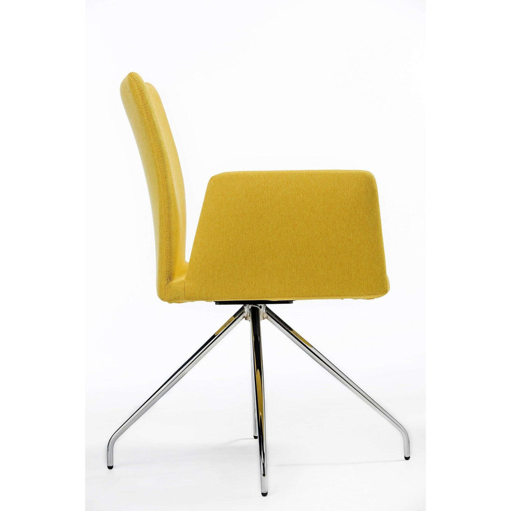 Frame Swivel Chair