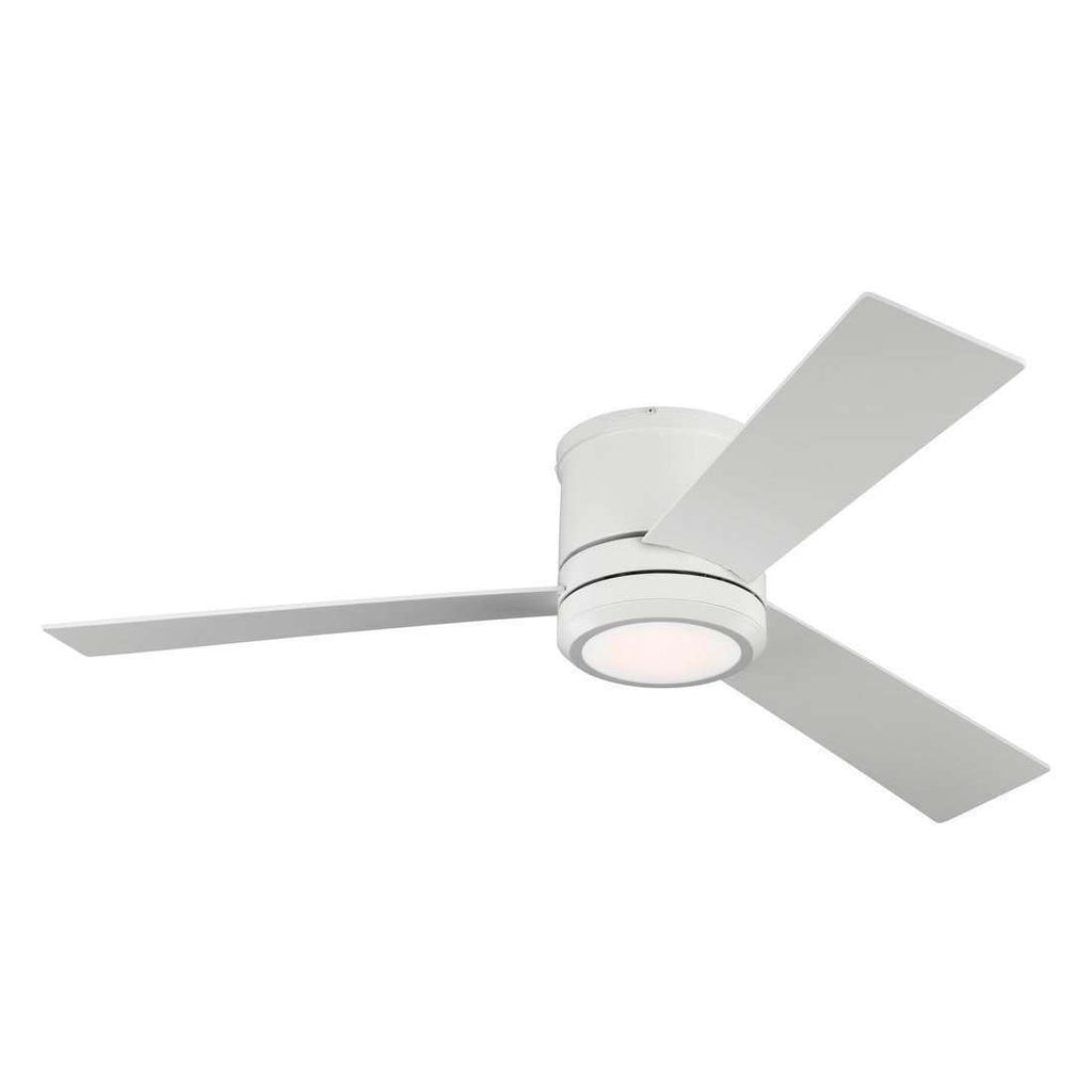 "56"" Clarity Max - Matte White Fan"