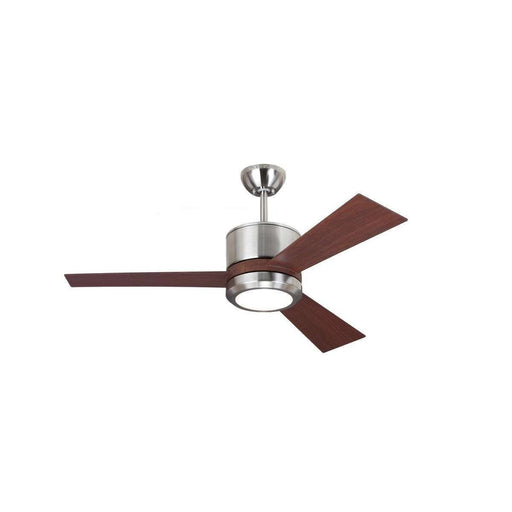 "42"" Vision Ii - Brushed Steel Fan"