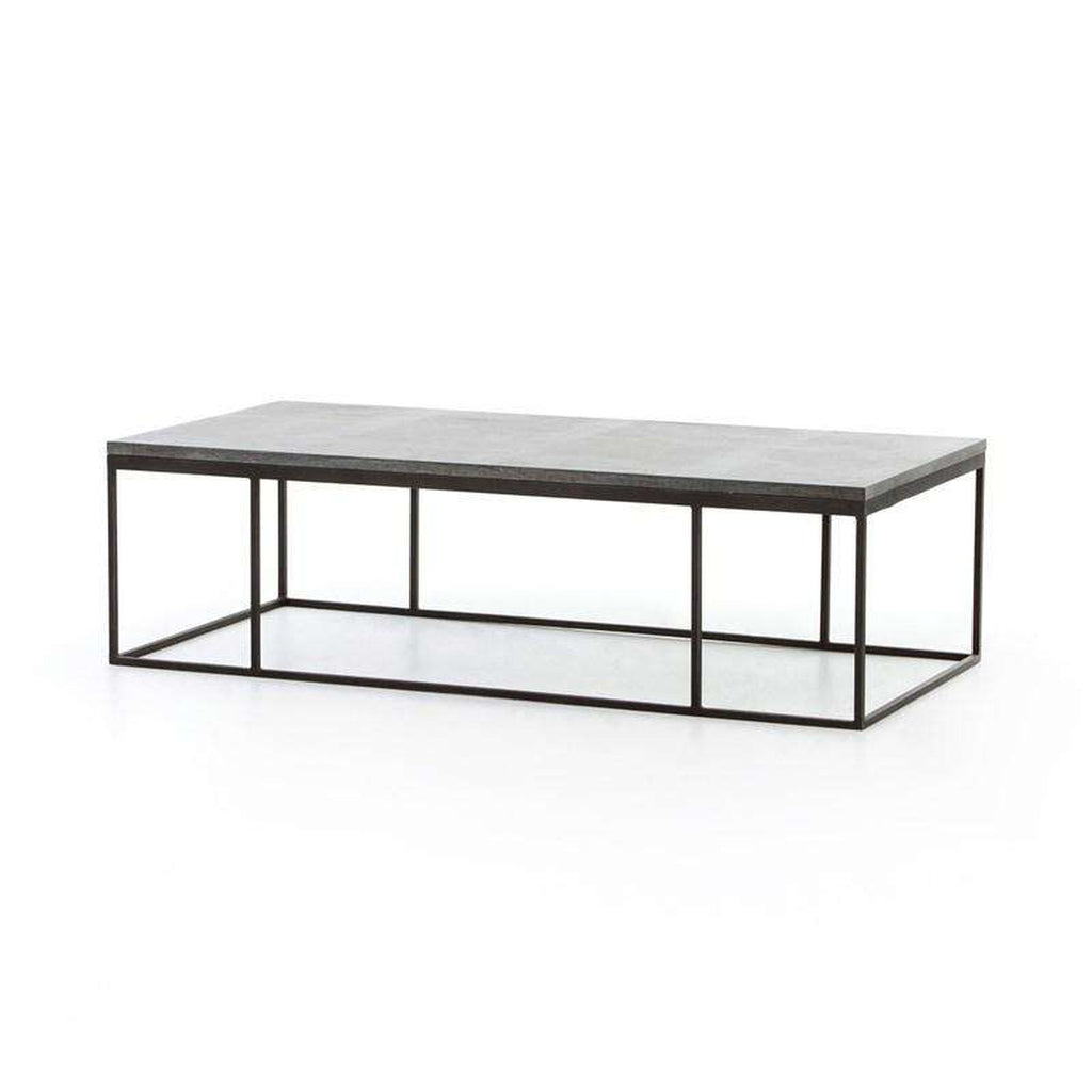 FOUR HANDS - HARLOW SMALL COFFEE TABLE - FH-CIMP-10F