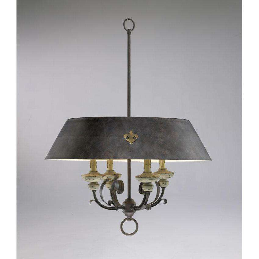 Provence 4 Light Pendant