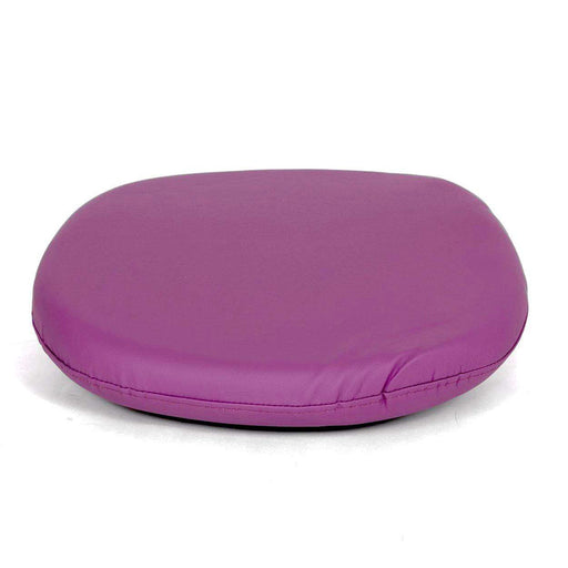 Mid-Century Modern Reproduction Tulip Side Chair Cushion-Purple Inspired by Eero Saarinen