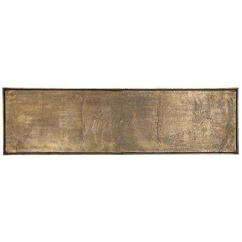 Boyles Console Table - Brass