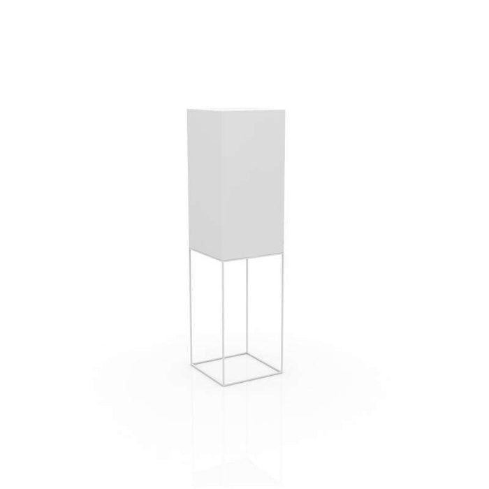"Vela High Cube Lamp 43"" 1/4 By Vondom"