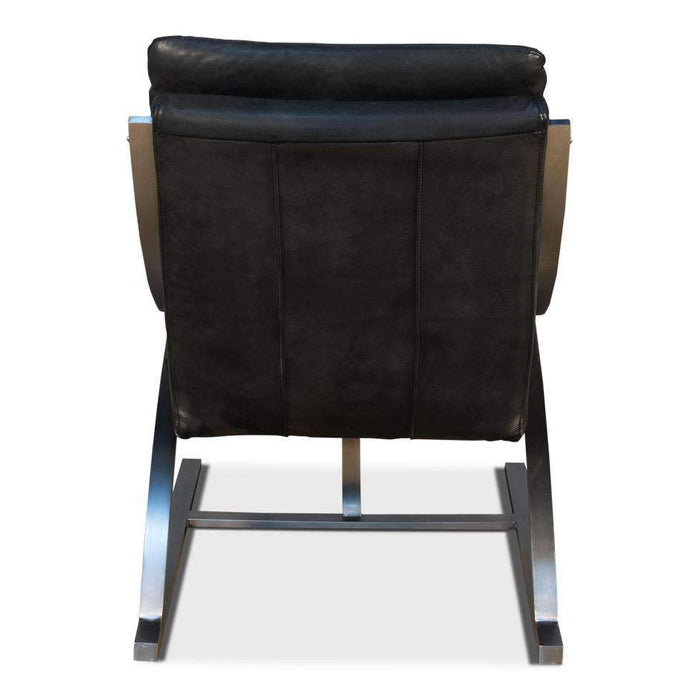 Mc Queen Chair  Santoni Black