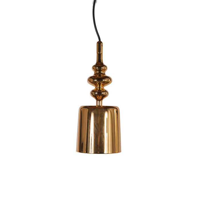 Eva Pendant Lamp - Gold Inspired by Manuel Vivian