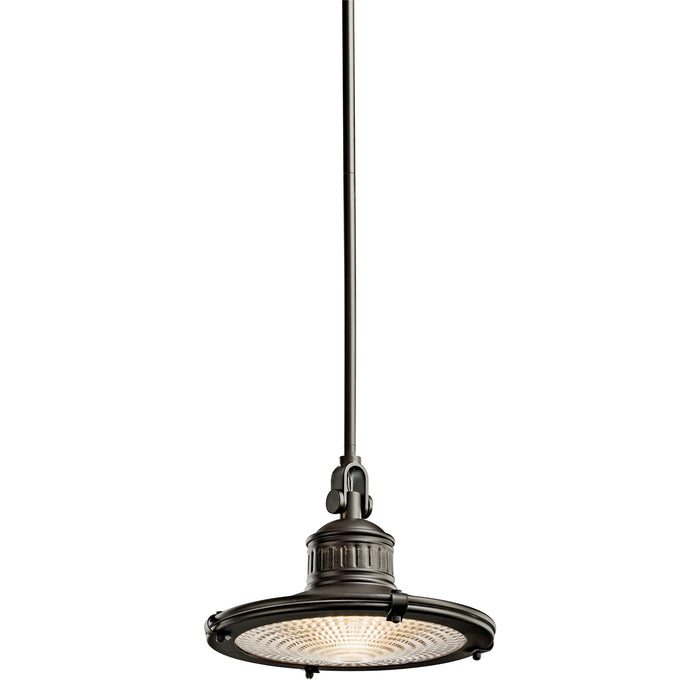 Sayre Pendant 1 Light - Olde Bronze