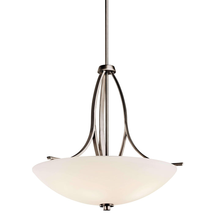 Granby Pendant 3 Light - Brushed Pewter