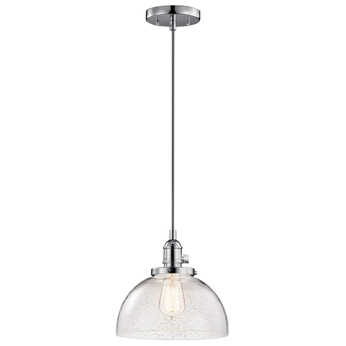 Avery Mini Pendant 1 Light - Chrome