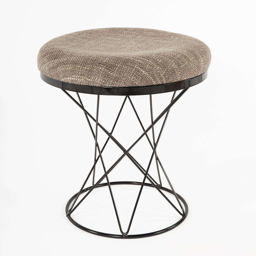 Modern Tyras Stool Brown France Amp Son