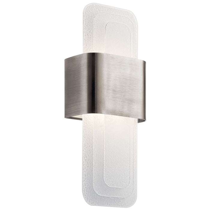 Serene Wall Sconce LED - Classic Pewter