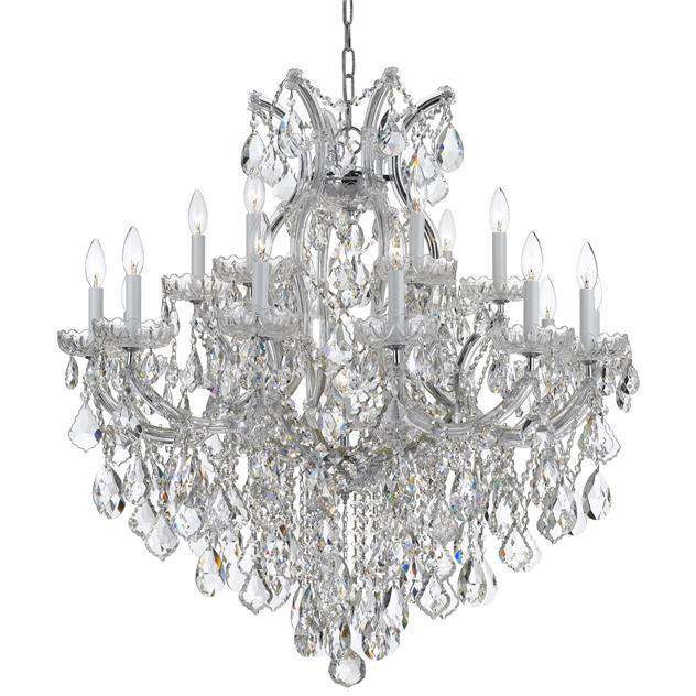 Maria Theresa 19 Light Chandelier