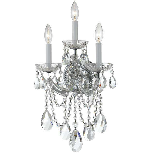 Maria Theresa 3 Light Sconce I