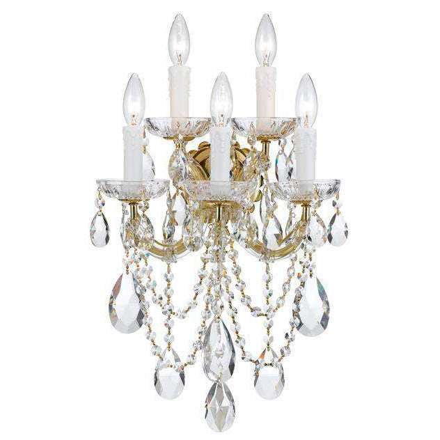 Maria Theresa 5 Light Sconce