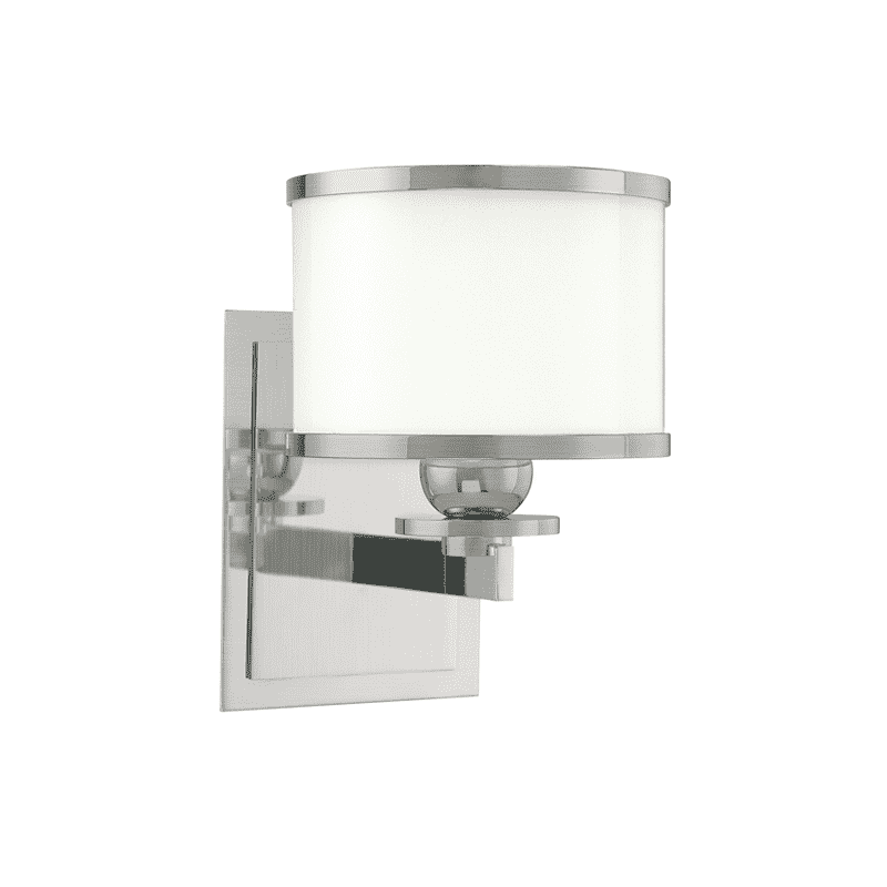 Basking Ridge 1 Light Bath Bracket Satin Nickel