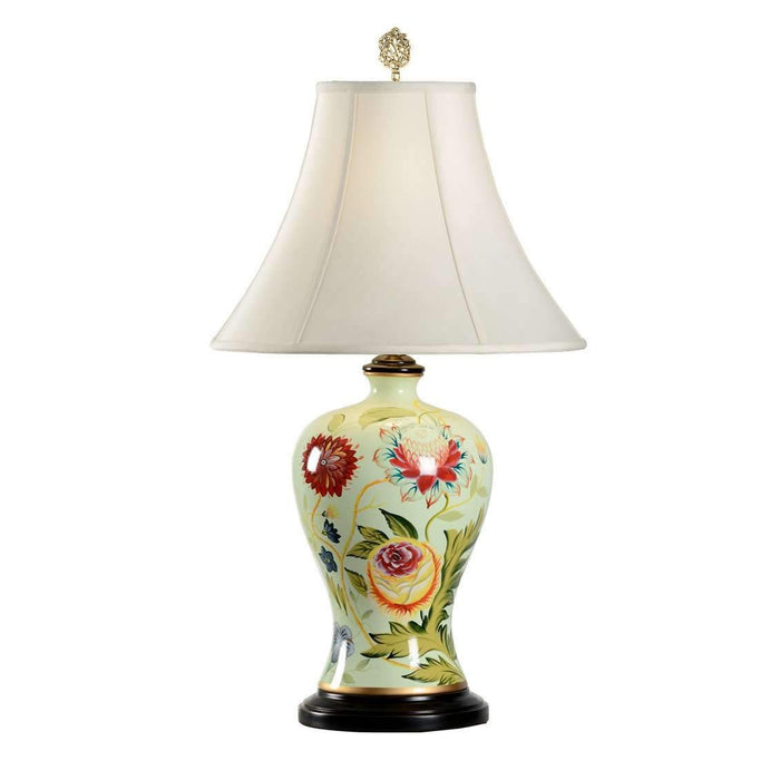 Bold Flowers Lamp