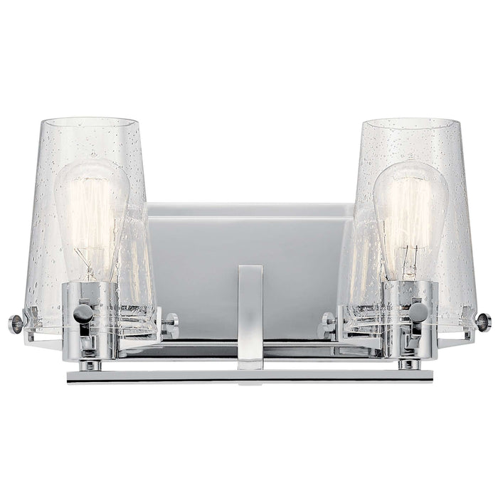 Alton Bath 2 Light - Chrome