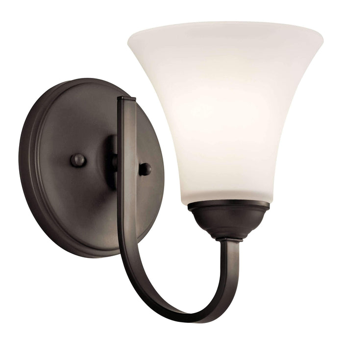 Keiran Wall Sconce 1 Light - Olde Bronze