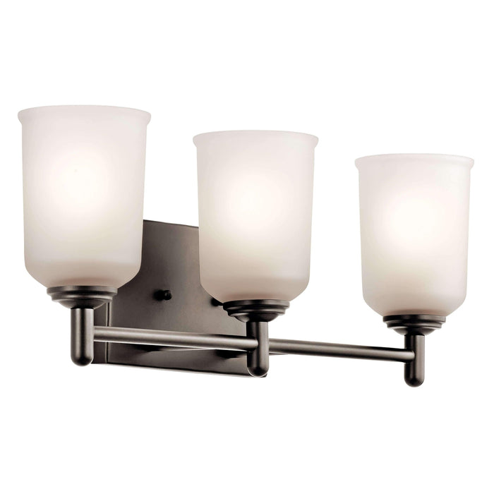 Shailene Bath 3 Light - Olde Bronze