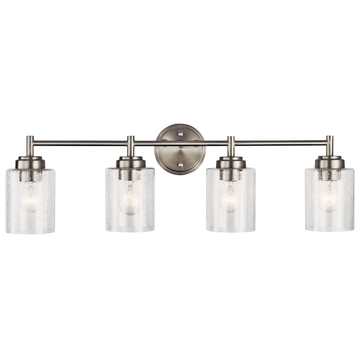 Winslow Bath 4 Light - Brushed Nickel