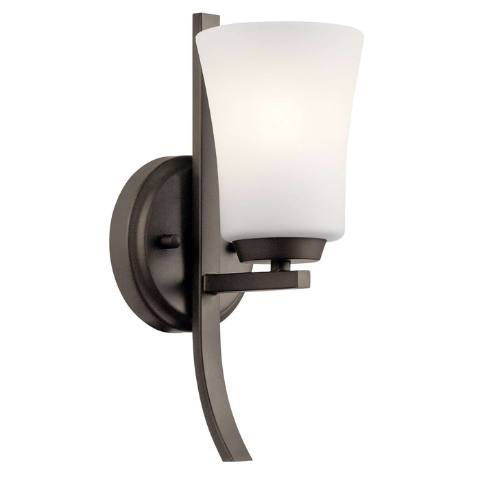 Tao Wall Sconce 1 Light - Olde Bronze