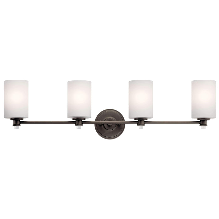 Joelson Bath 4 Light - Olde Bronze
