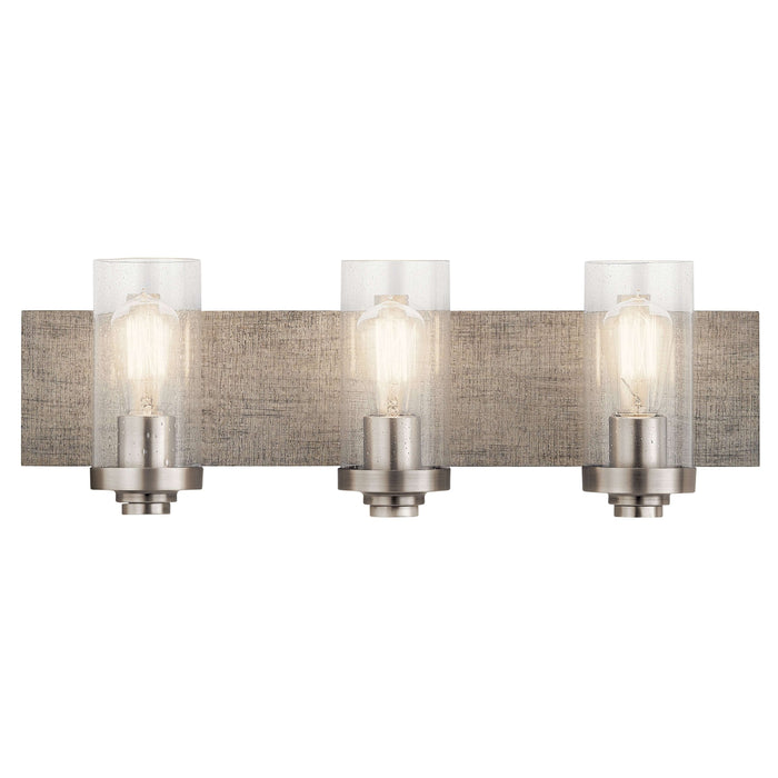 Dalwood Bath 3 Light - Classic Pewter