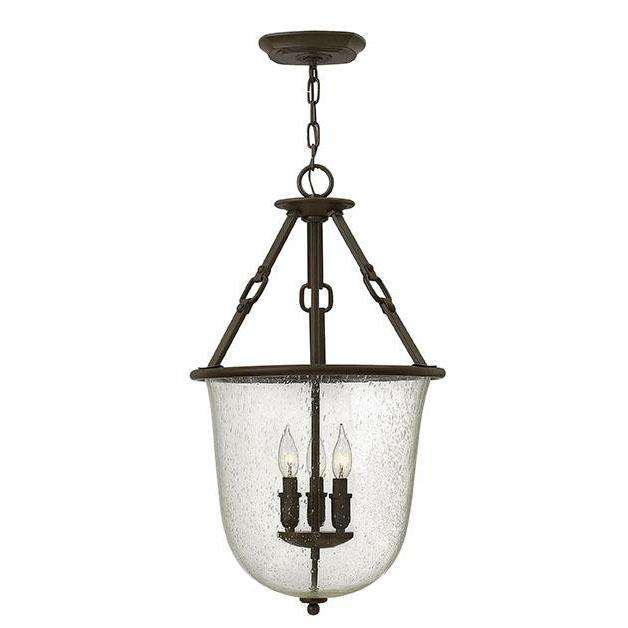 Foyer Dakota Oil Rubbed Bronze