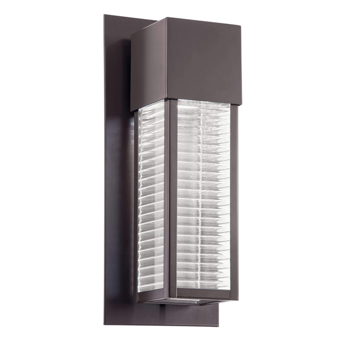 Sorel Outdoor Wall 1 Light LED - Architectural Bronze