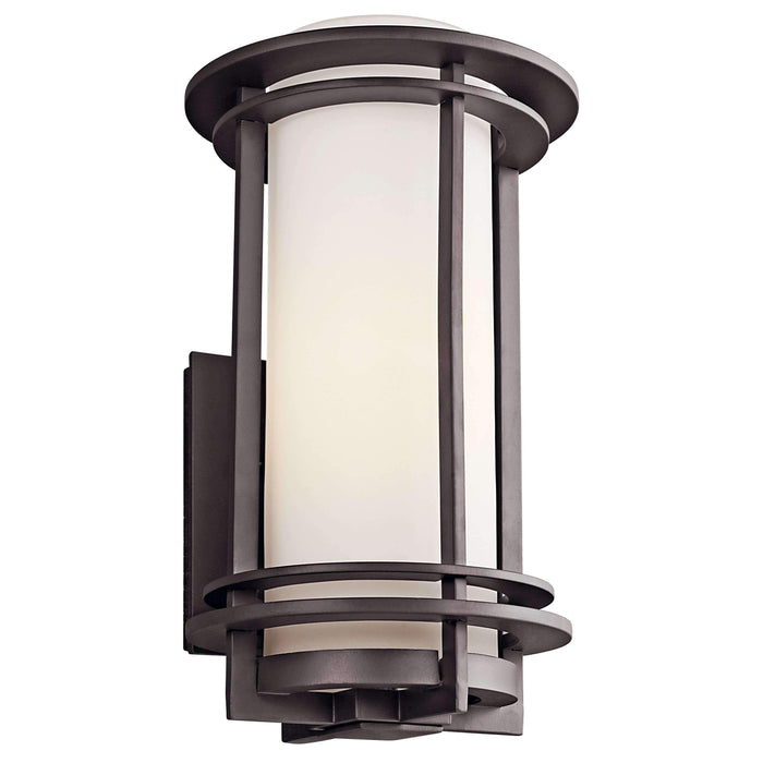 Pacific Edge Outdoor Wall 1 Light - Architectural Bronze