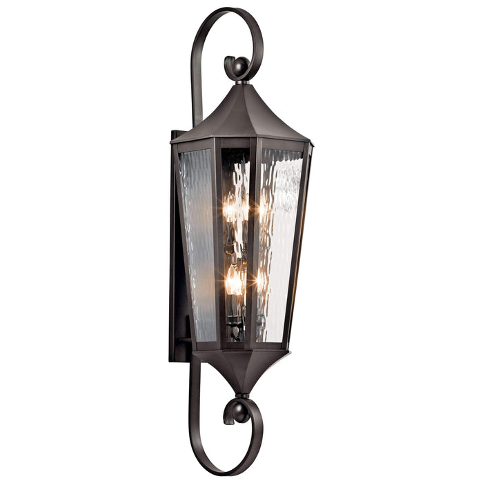 Rochdale Outdoor Wall 6 Light - Olde Bronze