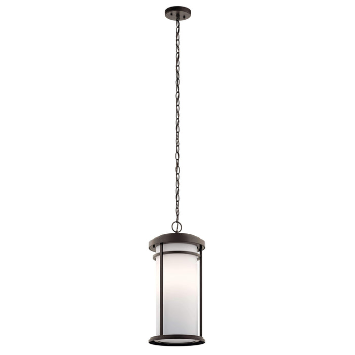 Toman Outdoor Pendant 1 Light - Olde Bronze